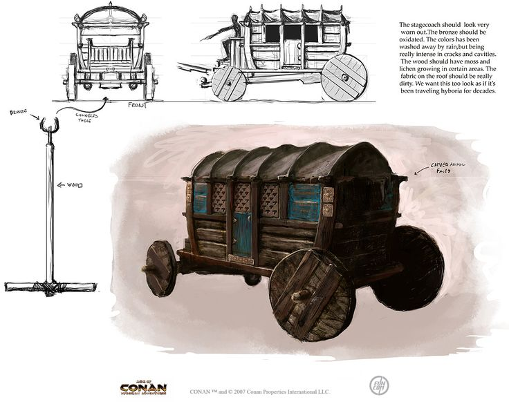 Age of Conan - Hyborian Adventures concept art //last page update 09. July 2008// - Page 3
