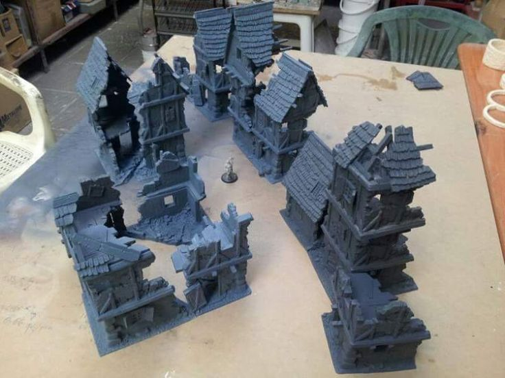 Mordheim Terrain Templates – HD Wallpapers