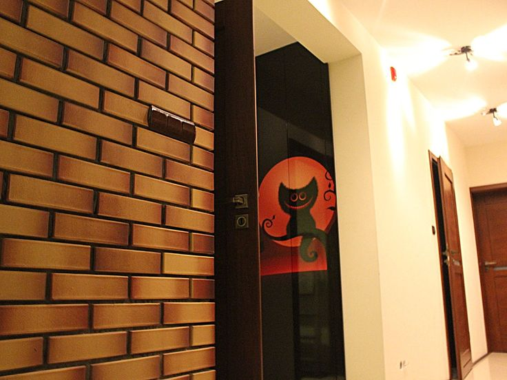 szafa z grafiką wardrobe with graphics #szafa #wardrobe #grafika #kot #drzewo #meble #furniture #home #dom #mieszkanie #nowemieszkanie #instaphoto #instasize #fototapeta #warsaw #warszawa #poland #polska