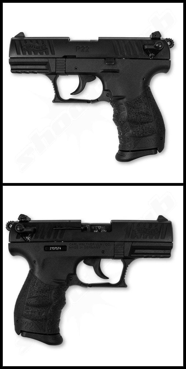 Walther P22 Q im Kal. .22 L.R.