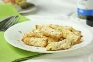 Healthy Mozzarella Sticks