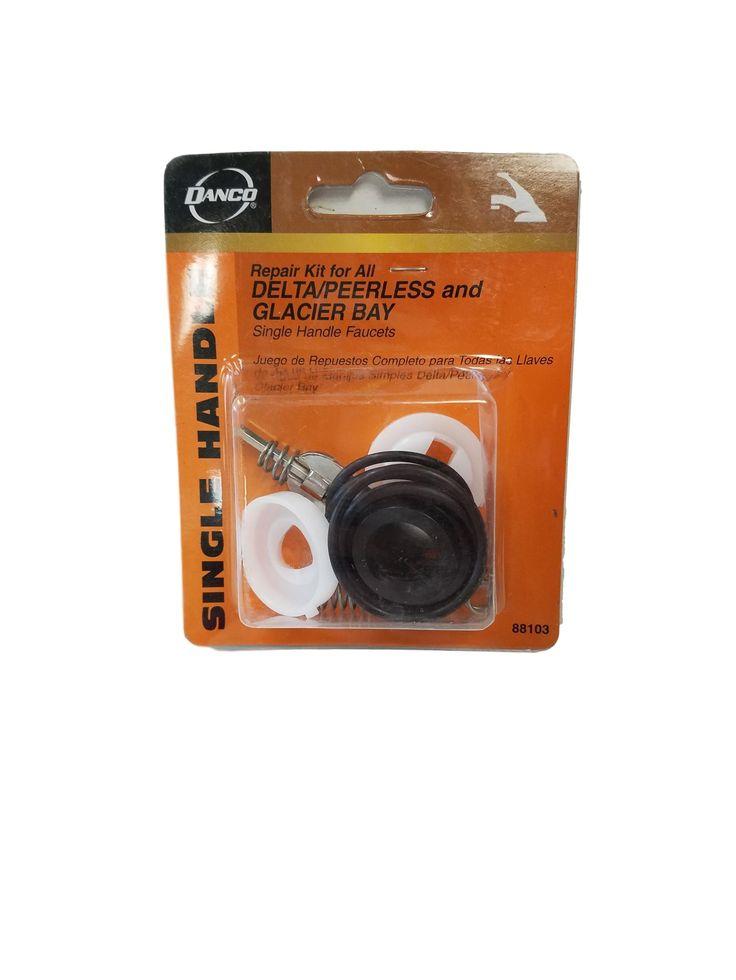Danco Repair Kit for Delta, Peerless, & Glacier Bay Faucets #88103