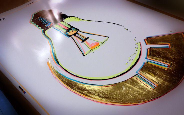 My Lamp 70x100