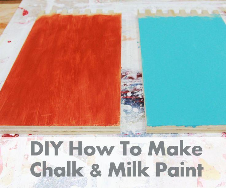 25 B Sta Make Chalk Paint Id Erna P Pinterest Griffelf Rg