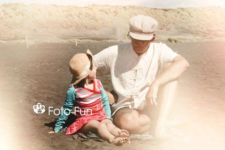 Ignasi and Paula´s dream in Kawhia beach