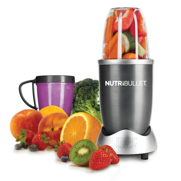 Learning to Adjust your NutriBlast