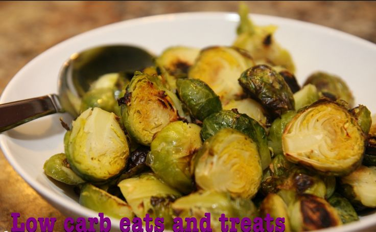 ROASTED, GARLICKY BRUSSELS SPROUTS:  500 gram Brussels sprouts 6 tablespoons olive oil 5 cloves garlic Salt and pepper 1 tablespoon balsamic vinegar  METHOD: Preheat oven to 200c.  Trim bottom of sprouts and slice each one in half lengthways. Heat oil in a pan and add the sprouts. Season with salt and pepper and add the sliced garlic. When sprouts start to brown, transfer to a baking tray and place in the oven. Roast them and every few minutes shake the making tray to ensure browning on all…