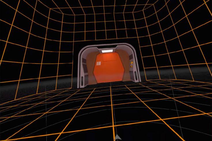 A Star Trek Holodeck in Steam VR was inevitable