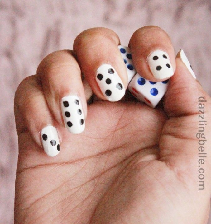 easy nails designs for kids - photo #42