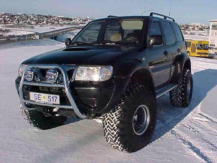 Snowy Terrano