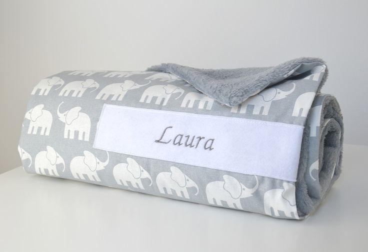 Babydecken - Babydecke - ein Designerstück von lieblig bei DaWanda