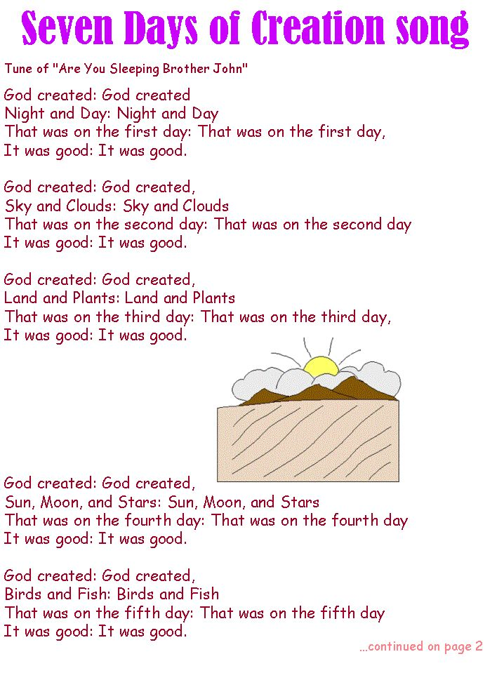 192 best images about Bible: Creation on Pinterest | Fun ...