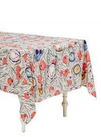 Palace Garden Cotton Tablecloth