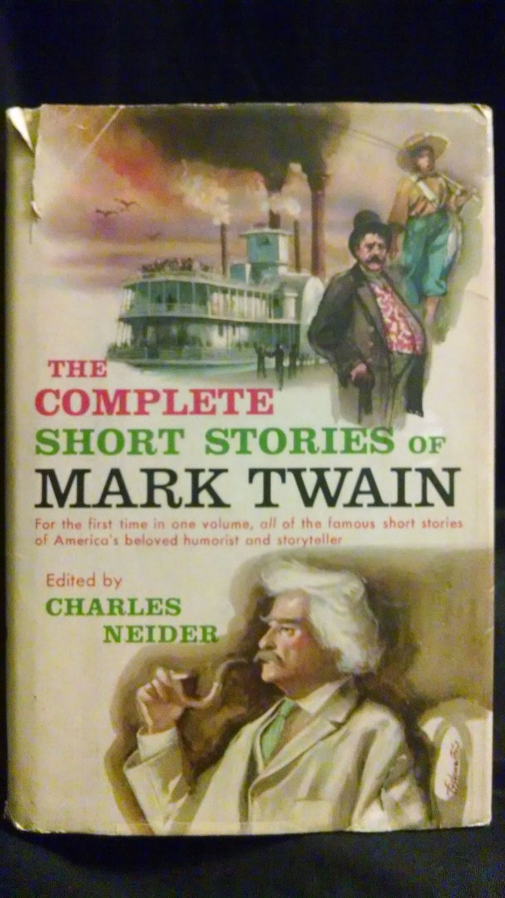 The Complete Short Stories of Mark Twain by Mark Twain, Edited with an introduction by Charles Neider  Garden City, New York: Doubleday