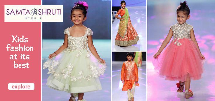 Samta & Shruti #samta&shrutistudio #stylemylo #kidsfashion #kidswear #designerwear #kidsoutfit #newcollection #indianwear #onlineshopping #babyboy #babygirl #makeinindia