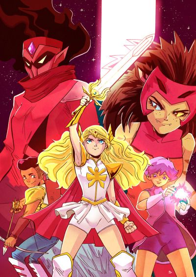 She-ra ・゚: * | She ra, She ra princess of power, Princess of power
