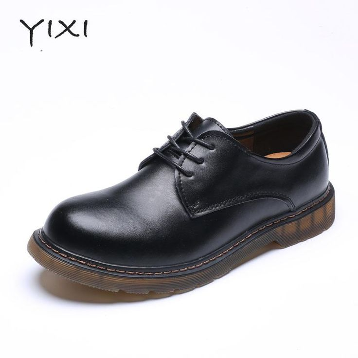 >> Click to Buy << 2017 Fashion Retro Summer Men Casual Shoes Genuine Leather Martin Black Brown Men Shoes Leather Boots Comfort Safety Work Boots #Affiliate