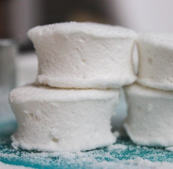 Simple Old-Fashioned Marshmallows (Corn Syrup Free)