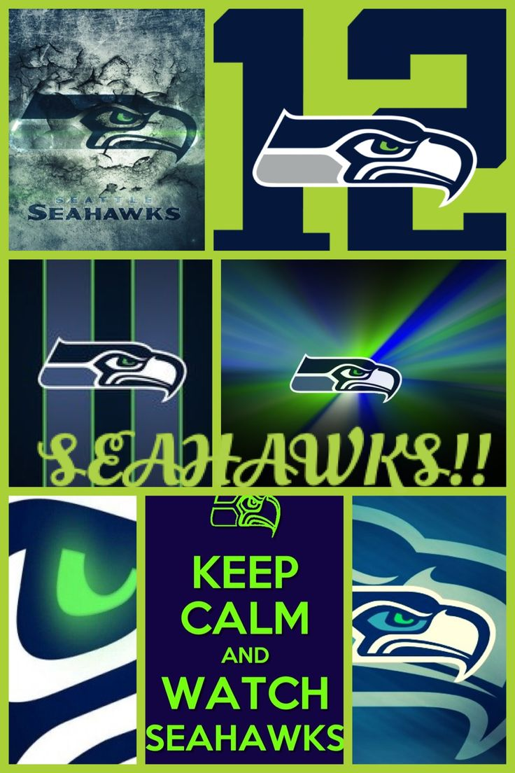 I love seattle seahawks!!'