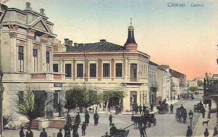Calarasi - Cazinoul - anii 20