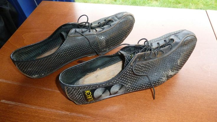 Vintage Duegi Elite Cycling Shoes 45eu Us 10 5 Leather Adjustable