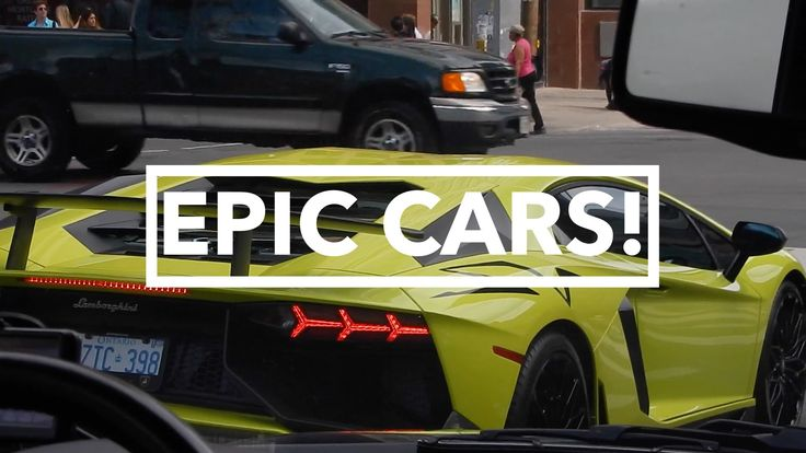 EPIC CARS