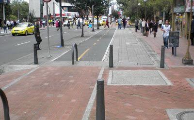 Ciclovia en Bogotá