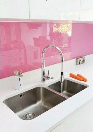 Best Crdence En Verre Design  Images On   Kitchen