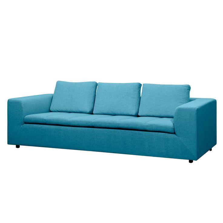 Sofa Brooklyn 3 Sitzer Webstoff