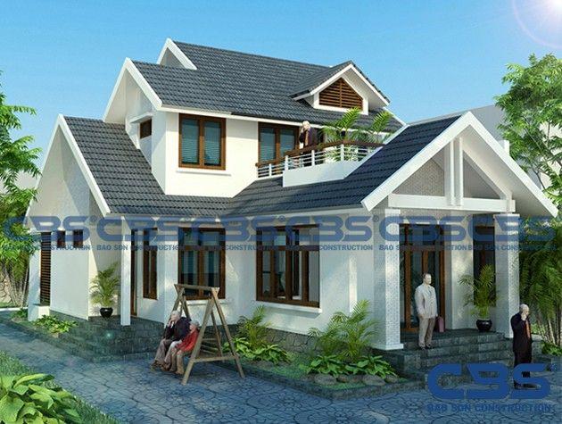 Công ty thiết kế và xây lắp Bảo Sơn chuyên thiết kế và thi công biệt thự - biệt thự phố.