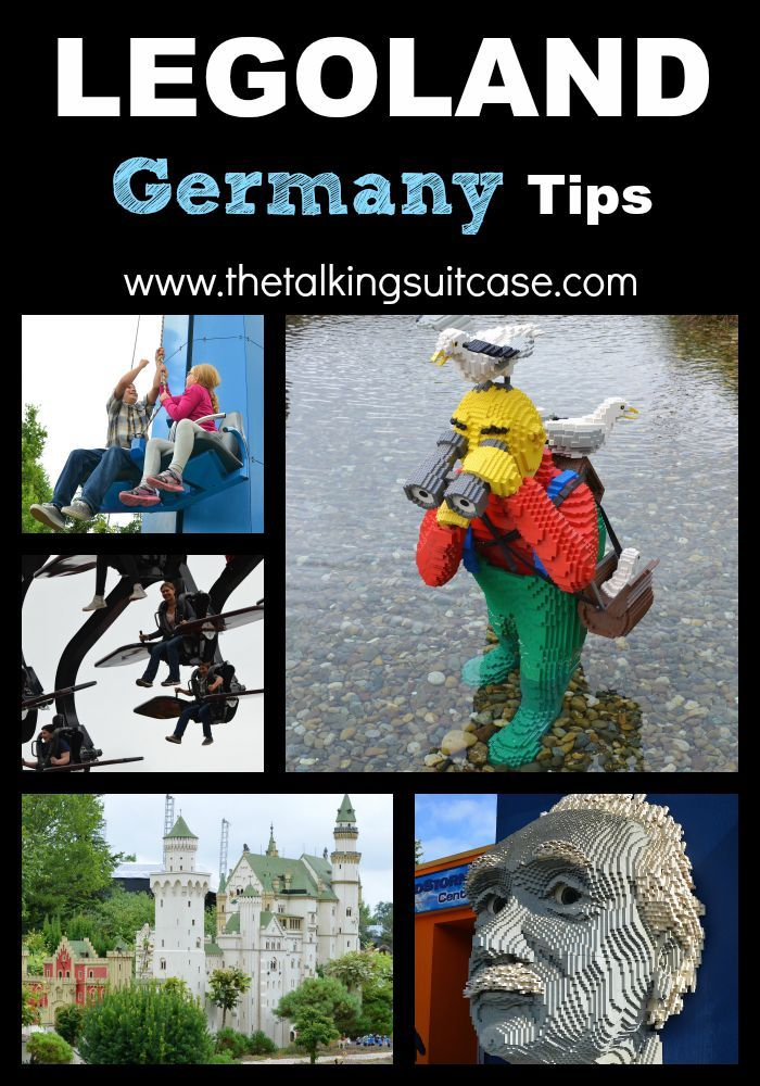 Experience the playful LEGOLAND Deutschland in Germany. Read about our tips for LEGOLAND rides, attractions, shops and games for the entire family.