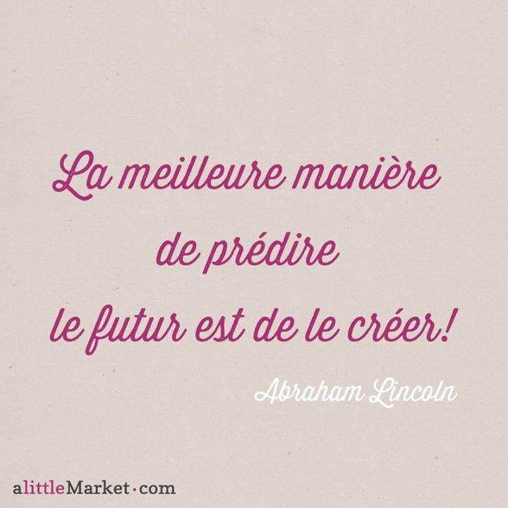 Citation d'Abraham Lincoln