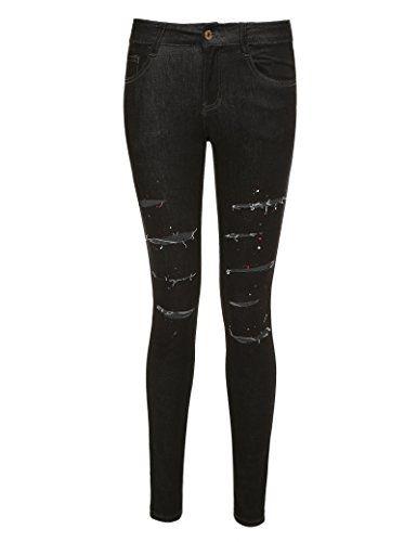 BOYLYMIA® Juniors' Skinny Jeans Pants(Black,Large) Boylymia http://www.amazon.com/dp/B01A0SFK42/ref=cm_sw_r_pi_dp_gVUOwb0H40K3Z