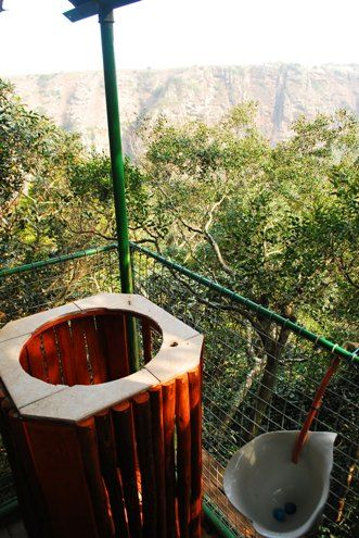 Funny Toilet With A Difference, Loo With A View | The Travel Tart Blog