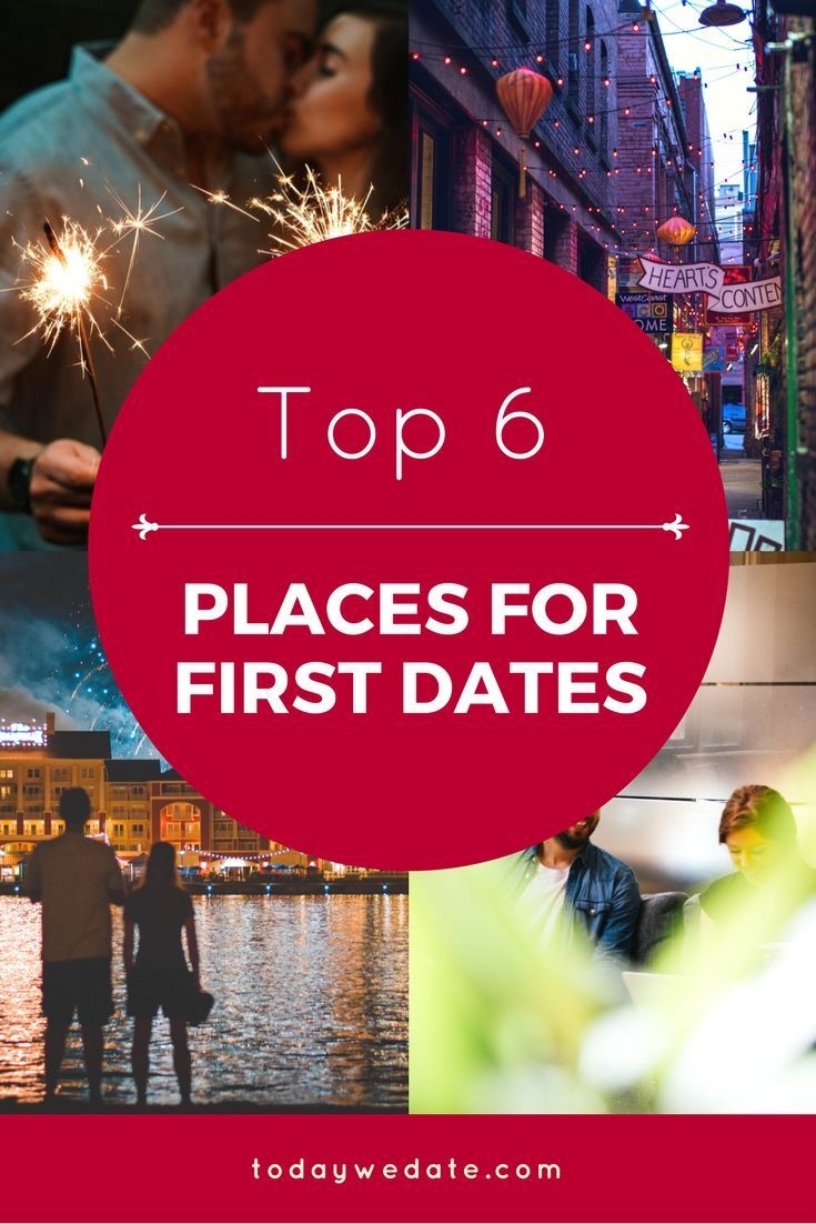 Good date locations