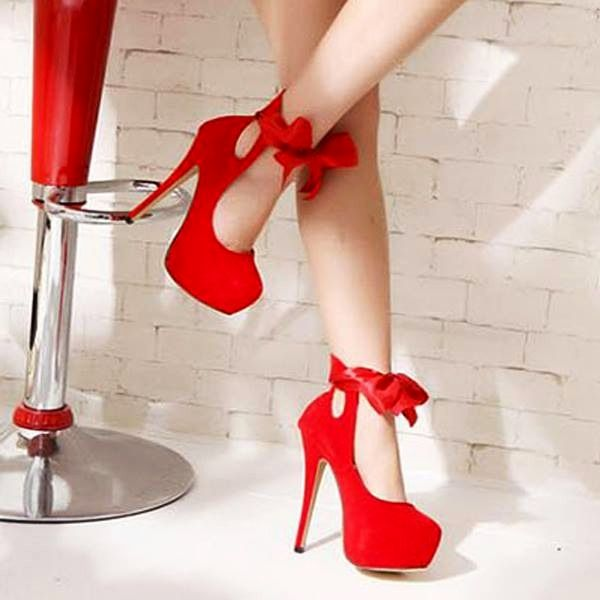 12 best ~cute red heels~ images on Pinterest | Shoes sandals ...