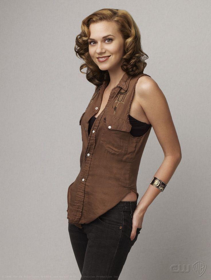 "One Tree Hill S5 Hilarie Burton as ""Peyton Sawyer"""