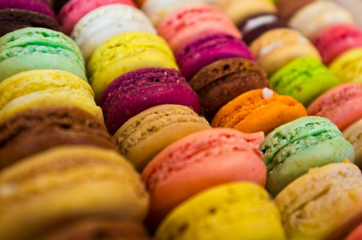 Macaron Rainbow by Kris Vandecruys on 500px