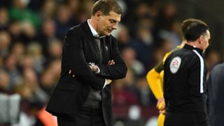 Bilic on brink after Liverpool debacle   West Ham manager Slaven Bilic admits his sides naive 4-1 thrashing by Liverpool could be fatal to his hopes of avoiding the sack.  Bilics side are just one point above the Premier League relegation zone after slumping to a dismal defeat at the London Stadium on Saturday.  With West Ham winless in their last four league games Bilic heads into the international break fearing he might be on the way out.  Hammers owners David Gold and David Sullivan were…