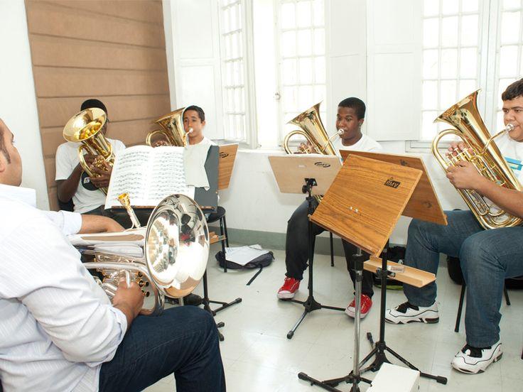 Projeto Guri abre vagas para os cursos de música na capital e Grande São Paulo