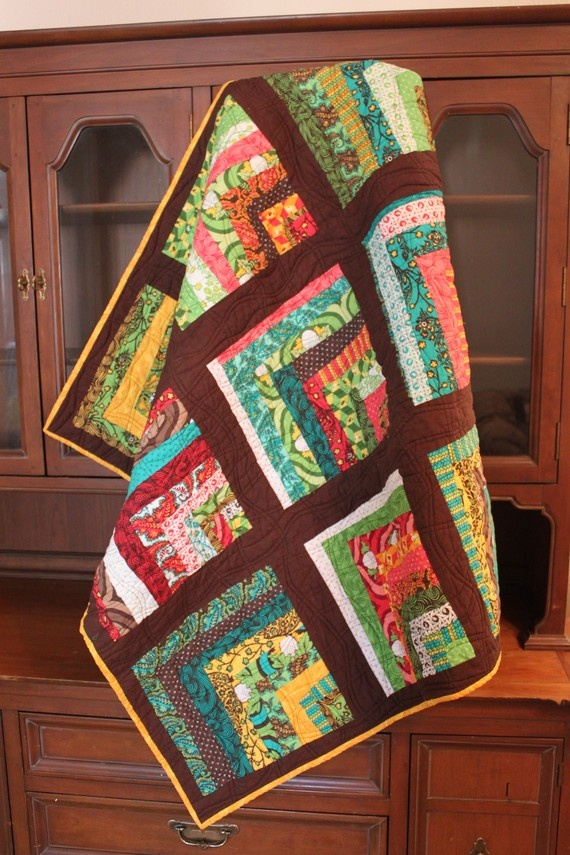 Extra Soft Lap Quilt made with Tula Pink Nest: Crafts Quilts Quilting, Quilts Modern, Aaa Quilts, Aceskeno Quilts, Quilts Tutorial, Quilts Favorites, In Love With Quilts, Rewards Quilts, Lap Quilts
