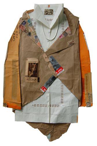 Peter Clark's Collages   Trendland: Fashion Blog & Trend Magazine