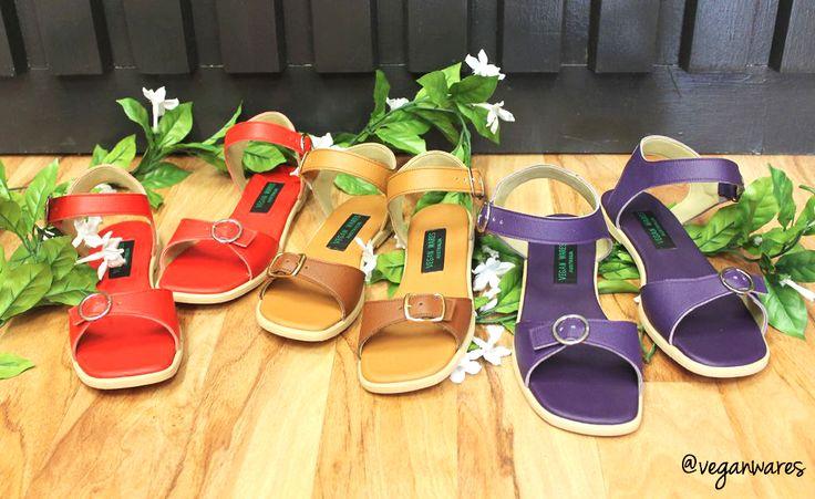Vegan Wares Melony Sandals.