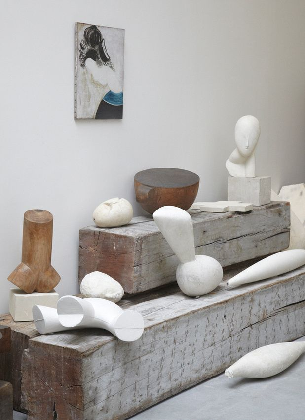 Leslie Williamson - Atelier Brancusi images
