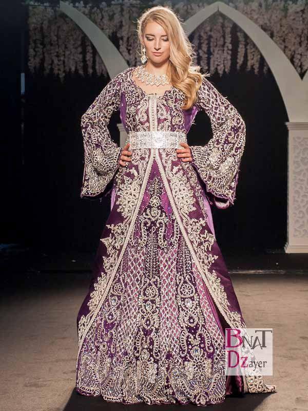 Robes de mariage algerien