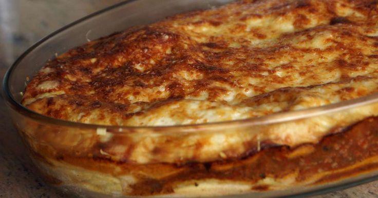 Lasagnes à la bolognaise. Ma recette de lasagnes bolognaise faciles !. La recette par Chef Simon.