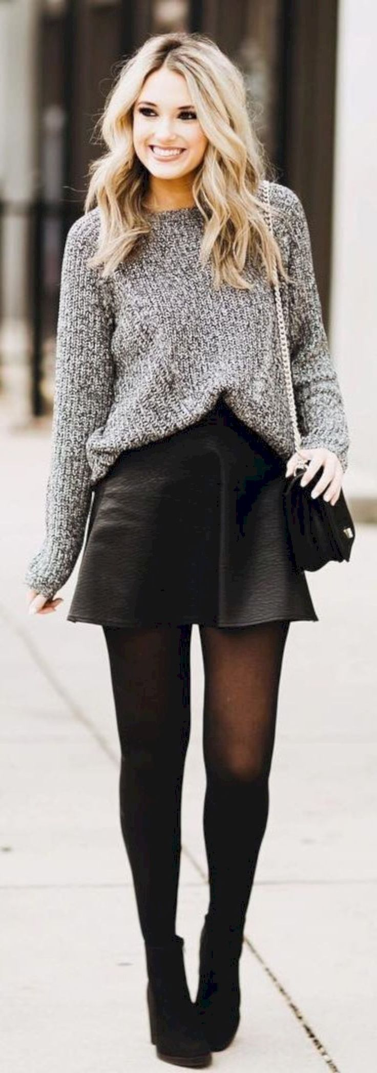 fine 45 Inspiring Work Wear Outfits for This Winter https://attirepin.com/2017/11/19/45-inspiring-work-wear-outfits-winter/