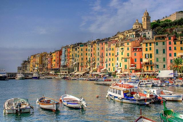 Been there Portovenere, Italia