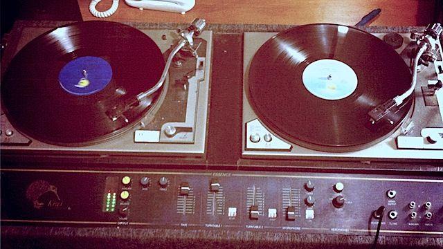 die besten 25 dj mixer player ideen auf pinterest dj. Black Bedroom Furniture Sets. Home Design Ideas