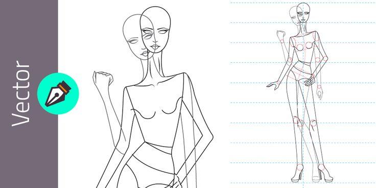 Abre ésta plantilla en Illustrator y modifícala como desees